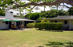 Kailua Beach Walk House and Cottage