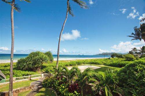 Kailua                           Beach vacation rental on Oahu, Hawaii