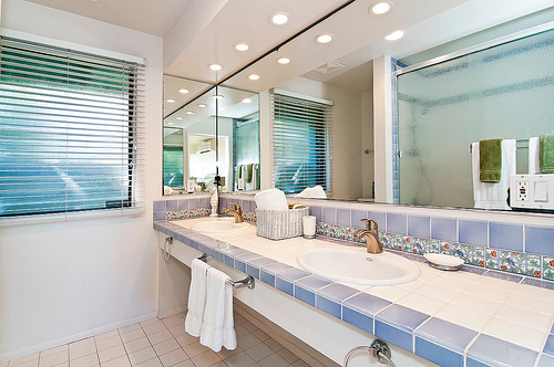 Master Bathroom in A Place on the Beach