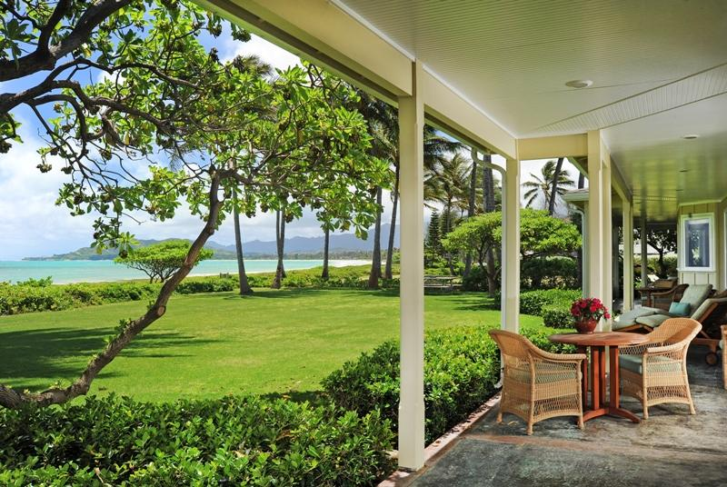 Kailua Beachfront Rental - Oahu beachfront rentals