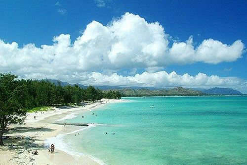 Kailua Beach by Helen's Studio