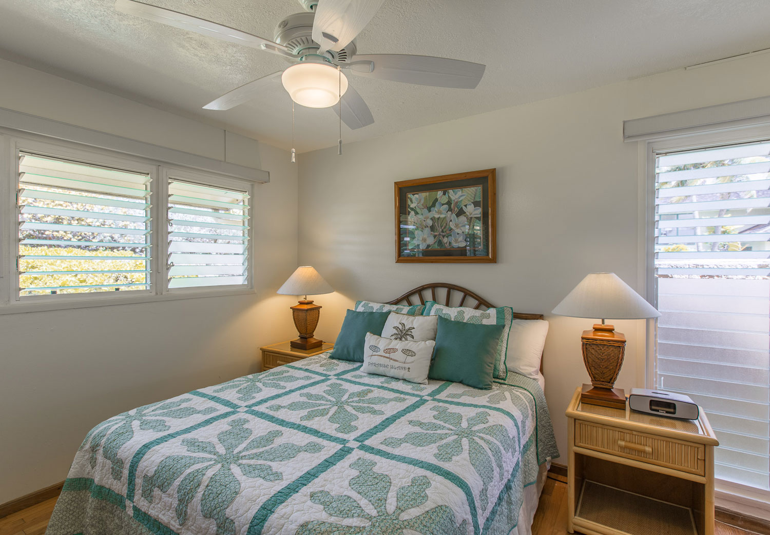 2nd Bedroom in Kailua Vacation Home