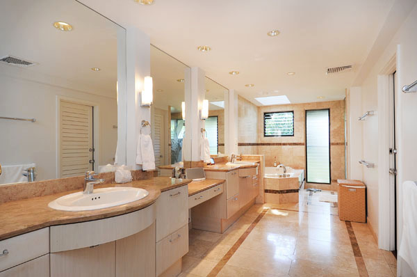 Incredible Master Bathroom