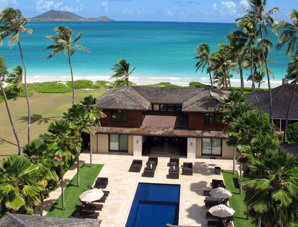 Kailua                         Beach Front vacation rental