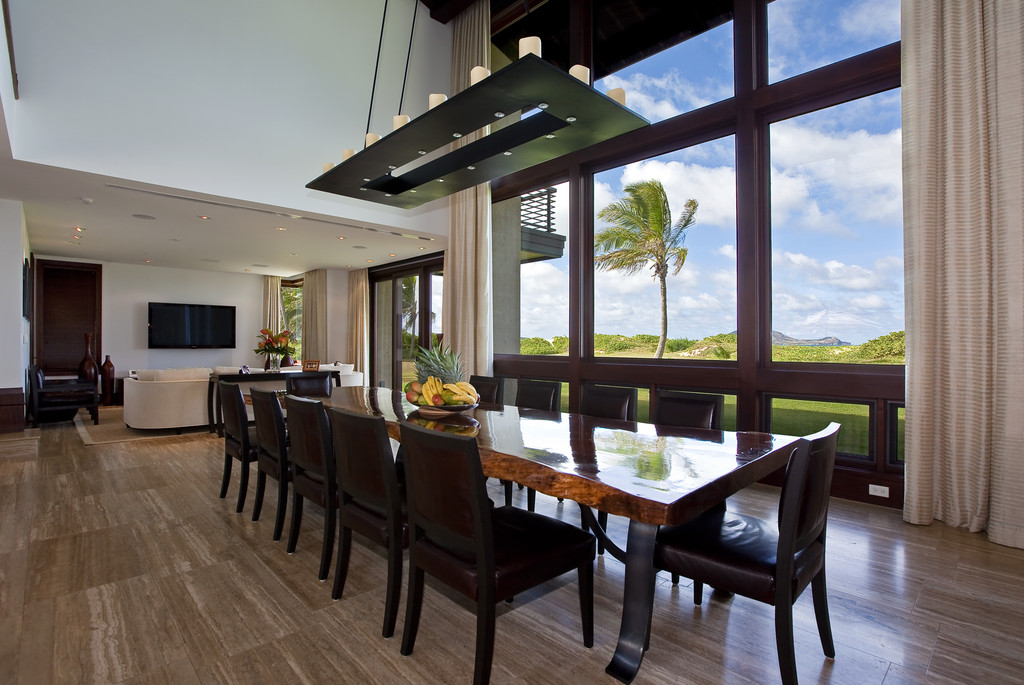 2nd view of Dining Room in Kailua Vacation Home