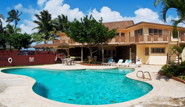 The Kailua Beach House