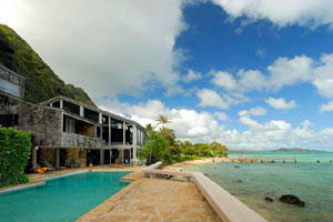 Waimanalo Beach Villa