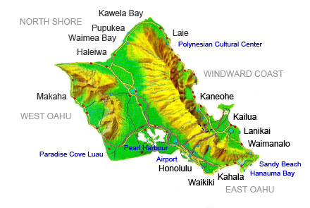 Oahu vacation rentals, Hawaii, Kailua Beach,  Beach, Kaneohe Bay, Nuuanu, Sea Life Park, Waikiki, Diamond Head, Pearl Harbor, Airport