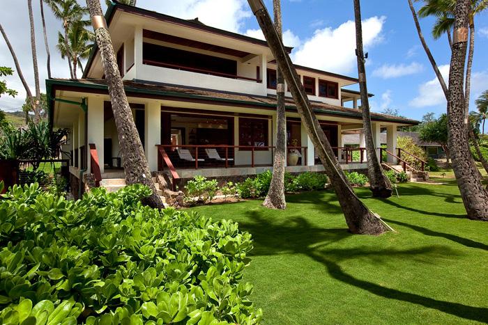 Laie Beach Villa