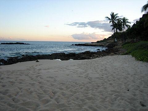 Makaha Hale Beach House Sunset On The